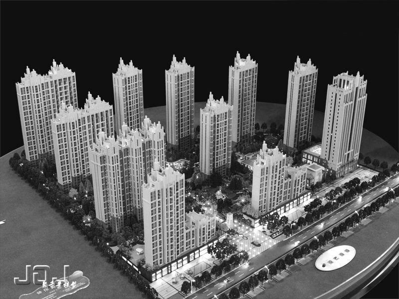 建筑模型的作用